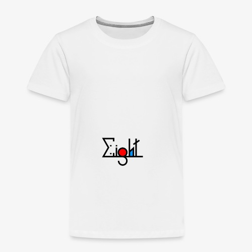 EIGHT LOGO - T-shirt Premium Enfant