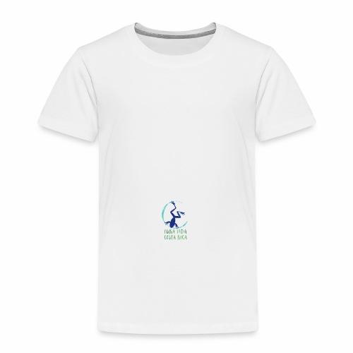 Souvenir Costa Rica - Camiseta premium niño