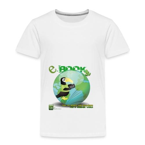 Colección E-Book - Camiseta premium niño
