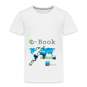E-Book Collection - Camiseta premium niño