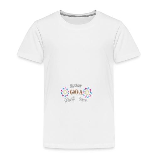 Goa love Damen - Kinder Premium T-Shirt