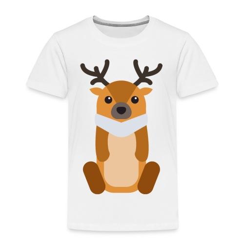 kleines Rentier - Kinder Premium T-Shirt