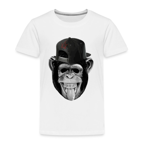 monkey business - Kinder Premium T-Shirt
