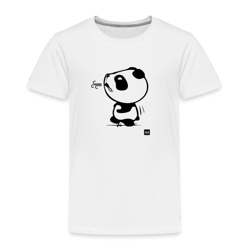 Panda run - T-shirt Premium Enfant