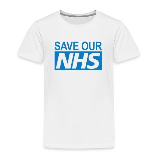 Save Our NHS - Kids' Premium T-Shirt