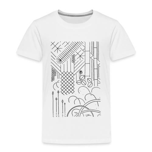 Jungle - Kinder Premium T-Shirt