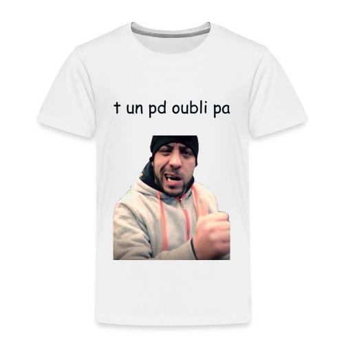 zehef pd oublie pa - T-shirt Premium Enfant