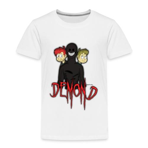 'DEMOND' Tshirt (Colesy Gaming - YouTuber) - Kids' Premium T-Shirt