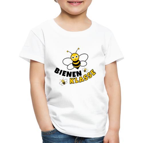 Bienen Klasse - Kinder Premium T-Shirt