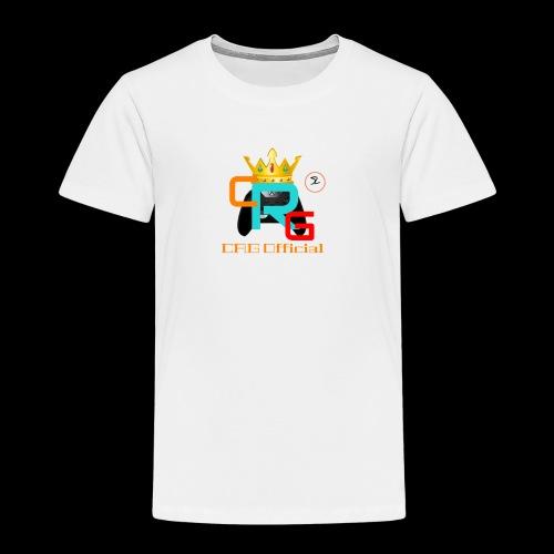 CRG Team Top - Kids' Premium T-Shirt