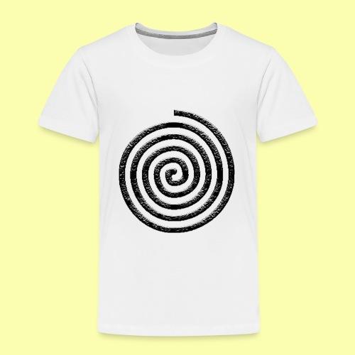 spirale - Maglietta Premium per bambini