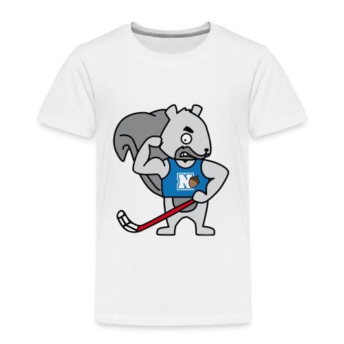 NUTS Never Stop Us - Kinder Premium T-Shirt