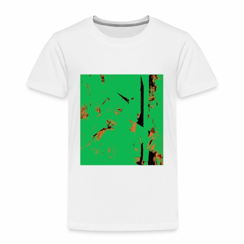 Dancers Pink and Green - Kinder Premium T-Shirt