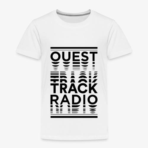 Logo Vertical Grand Noir - T-shirt Premium Enfant