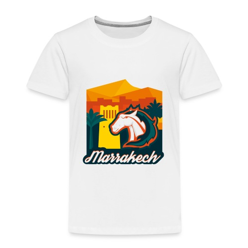 ARABIAN HORSE - Maglietta Premium per bambini