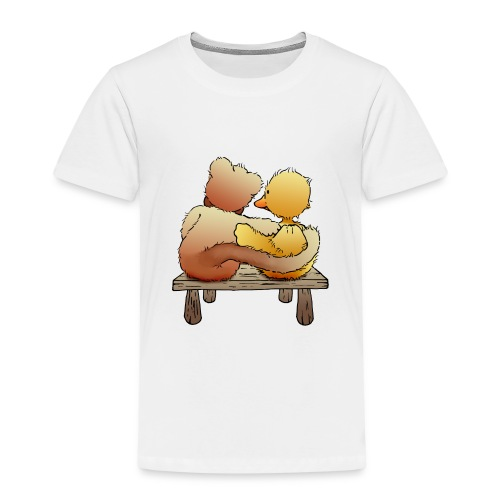 Freunde für immer - Kinder Premium T-Shirt