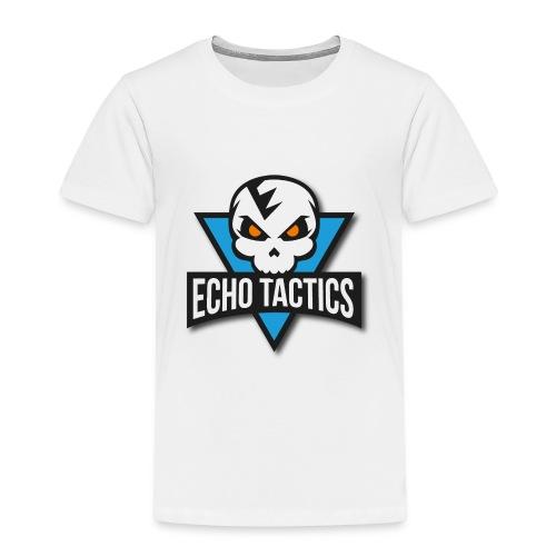 EchoTactics Merch Standaard - Kinderen Premium T-shirt