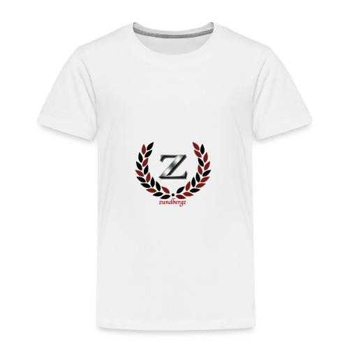 zundbergz logo - Premium-T-shirt barn
