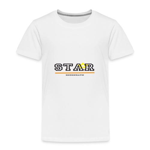 Star - København T-shirt - Børne premium T-shirt