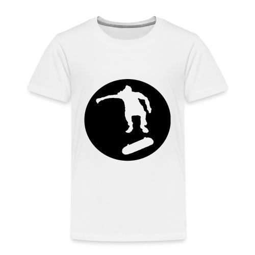 FVHJ Hoodie med logo på ryggen - Børne premium T-shirt