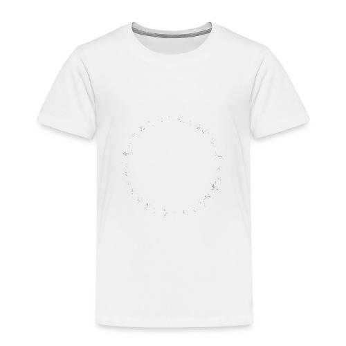 MTB Excursions TEAM - Maglietta Premium per bambini