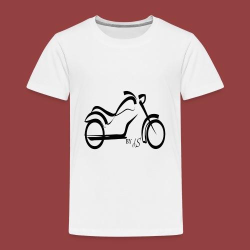 moto - Camiseta premium niño