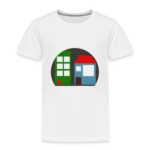 Minetopia T-Shirt - Kinderen Premium T-shirt