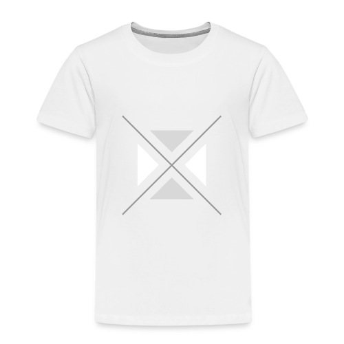 triangles-png - Kids' Premium T-Shirt