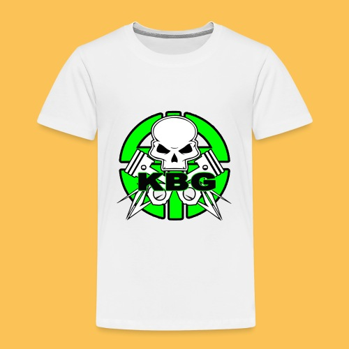 Borse B1 KBG - Maglietta Premium per bambini
