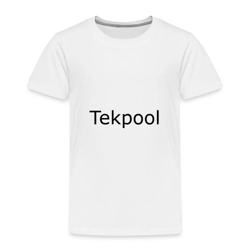Tekpool - Kinder Premium T-Shirt