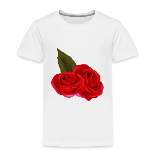 Rose d'amour - T-shirt Premium Enfant