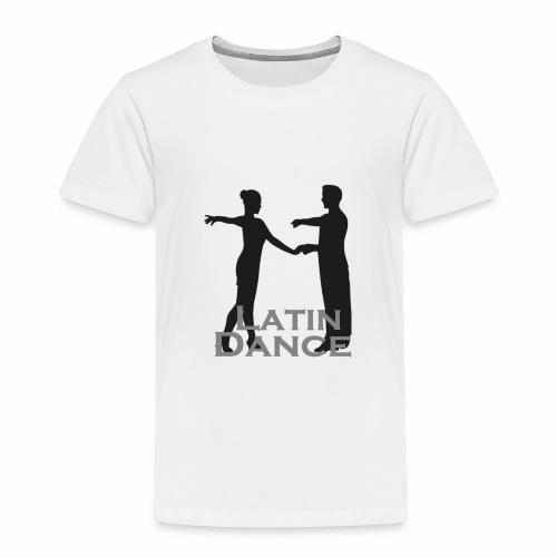 Latin Dance - Kinder Premium T-Shirt
