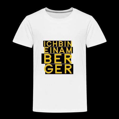 Amberger - Kinder Premium T-Shirt