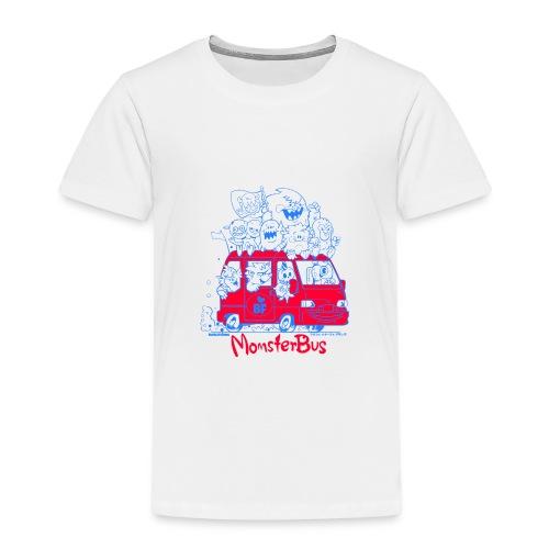 Monsterbus Libero - Kinder Premium T-Shirt