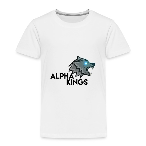 logo Alpha Kings ! - T-shirt Premium Enfant