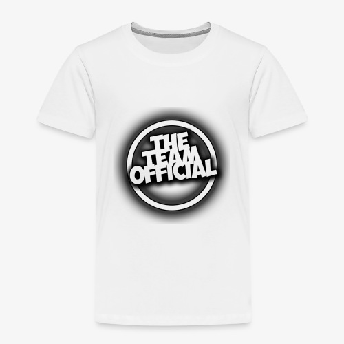 The Team Official Banner 2 - Kids' Premium T-Shirt