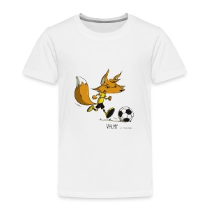 Valmy mascotte - T-shirt Premium Enfant