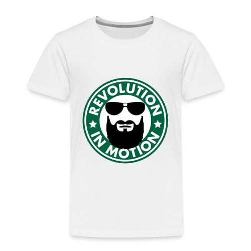 Revolution In Motion - Kinder Premium T-Shirt