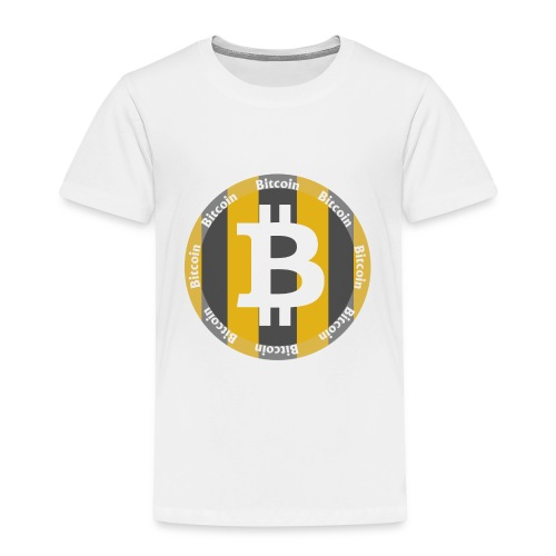 BitCoin | Dein Statement zur Kryptobewegung - Kinder Premium T-Shirt