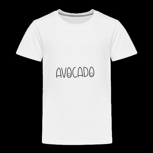 Avocado - Kinder Premium T-Shirt