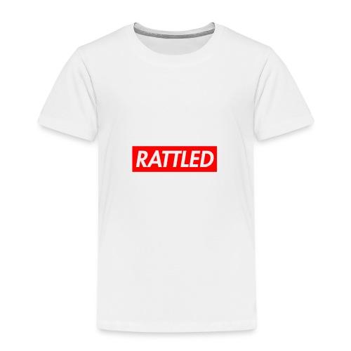 Rattled - Kids' Premium T-Shirt