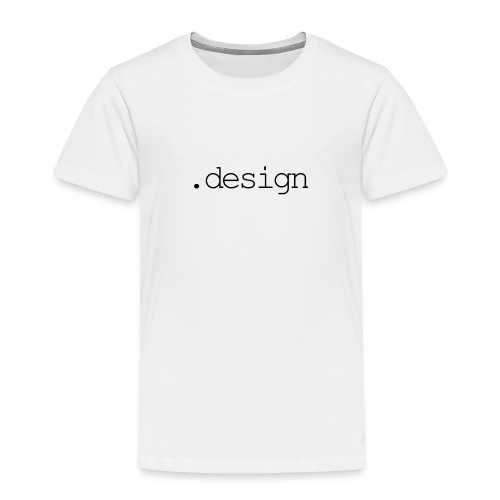.design - Kinder Premium T-Shirt