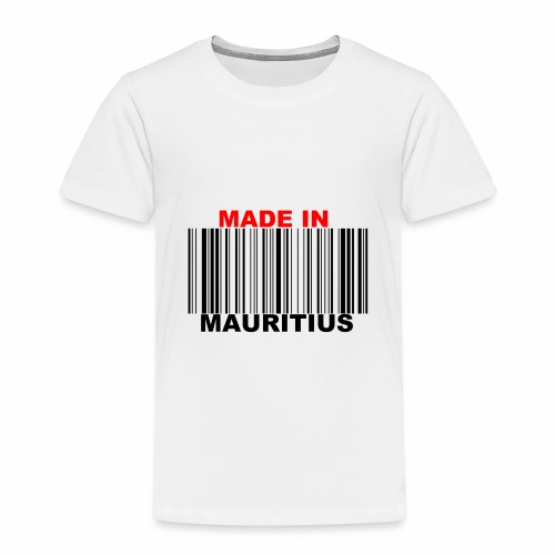 MADE IN MAURITIUS - T-shirt Premium Enfant