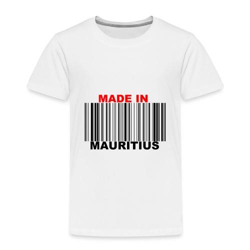 MADE IN MAURITIUS - T-shirt Premium Enfant