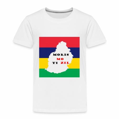 MORIS MOTIZIL - T-shirt Premium Enfant