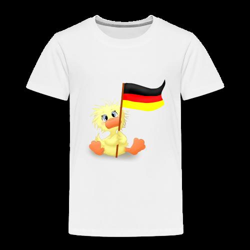 Wemmi Deutschland - Kinder Premium T-Shirt