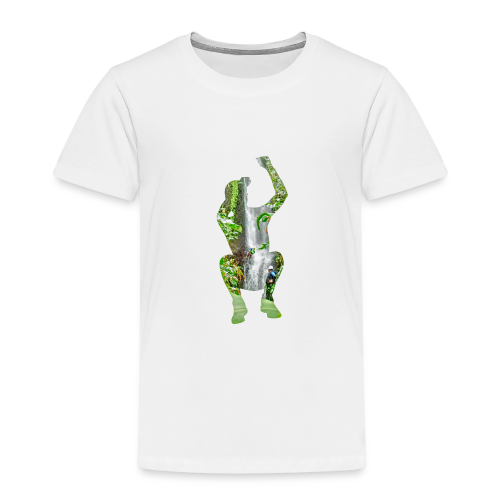 Jump into Adventure - Kinder Premium T-Shirt