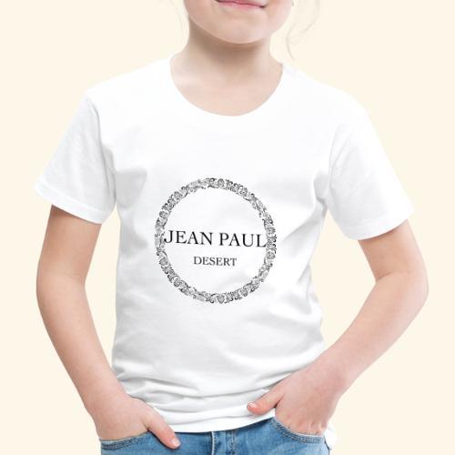 Logo - Jean Paul Desert - Kids' Premium T-Shirt