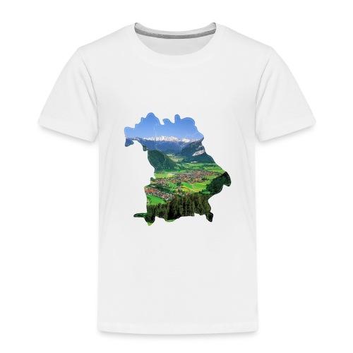 Allgäu Design - Kinder Premium T-Shirt