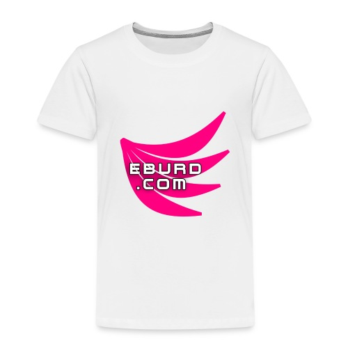 EBURD LOGO GROSS - Kinder Premium T-Shirt